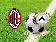 Milan Udinese streaming live gratis diretta link, siti web migliori. Dove vedere
