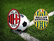 Milan Verona in streaming