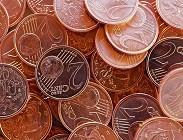 Monete 1, 2 e 5 centesimi
