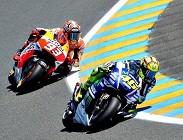 MotoGP 2015: streaming live gratis. Dove, come vedere siti web e link