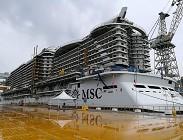 Msc, navi, crociere, tecnologia
