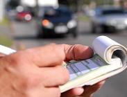 Multa auto e punti patente