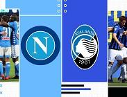 Napoli Atalanta streaming italiano