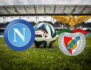 Napoli Benfica streaming gratis link, siti web. Dove vedere (aggiornamento)