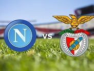 Napoli Benfica streaming gratis live. Dove vedere siti web, link