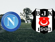 Napoli Besiktas streaming gratis. Dove vedere link, siti web migliori