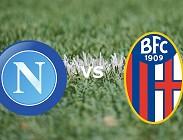 Bologna Napoli streaming su link, siti web. Vedere gratis live