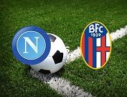 Napoli Bologna streaming live gratis. Vedere link, siti web