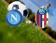 Bologna Napoli streaming gratis live in chiaro. Dove vedere la partita sabato