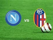 Napoli Bologna streaming gratis live migliori siti web, link. Dove vedere