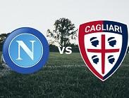 Napoli Cagliari streaming live diretta