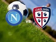 streaming Napoli Cagliari