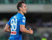 Napoli Chievo siti web e link streaming