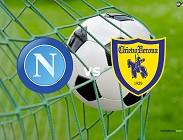 Napoli Chievo streaming live gratis. Vedere link, siti web