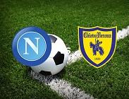 Napoli Chievo streaming gratis live per vedere link, canali tv, siti web