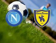 Napoli Chievo streaming gratis live. Dove vedere siti web, link