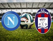 Napoli Crotone in streaming