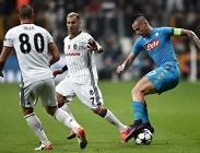 Real Madrid Napoli streaming su link, siti web. Vedere gratis live (in aggiornamento)