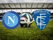 Napoli Empoli streaming