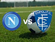 Napoli Empoli streaming live. Titolari, pronostici e previsioni, per vedere diretta (AGGIORNAMENTO)