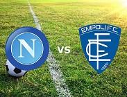 Napoli Empoli streaming gratis live. Vedere su migliori siti web, link