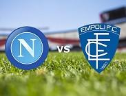 Napoli Empoli streaming. Dove vedere (aggiornamento)