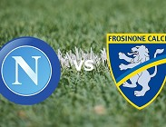 Napoli Frosinone siti web e link streaming