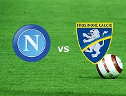 Napoli Frosinone streaming