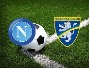 Napoli Frosinone diretta tv Sky streaming Sky Go