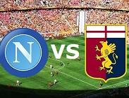 Napoli Genoa streaming live gratis. Cosa sapere e dove vedere