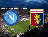 Napoli Genoa streaming live gratis diretta. Link, siti web migliori. Dove vedere e come