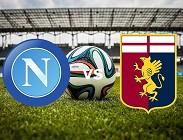 streaming Napoli Genoa