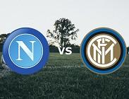 Streaming Napoli Inter diretta live