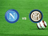Napoli Inter live streaming link siti web