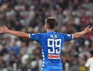 Streaming Napoli Juventus diretta live gratis