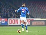 Napoli Lazio siti web e link streaming