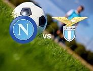 Streaming Napoli Lazio diretta live