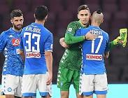 Napoli Lazio diretta tv Sky streaming Sky Go