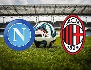 Napoli Milan streaming gratis live link, canali tv, siti web per vedere