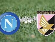 streaming Napoli Palermo