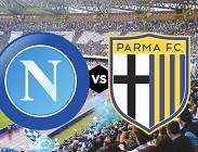 Napoli Parma dove vederla oggi