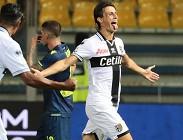 Napoli Parma siti web e link streaming