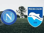 Napoli-Pescara streaming