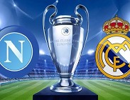 Napoli Real Madrid streaming