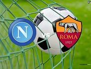 Napoli Roma streaming siti web. Dove vedere live gratis
