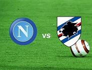 Streaming Napoli Sampdoria diretta live gratis