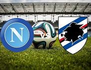 streaming Napoli-Sampdoria