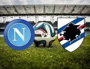 Napoli Sampdoria streaming siti web Rojadirecta