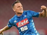 Napoli Sassuolo Serie A come vedere e orario