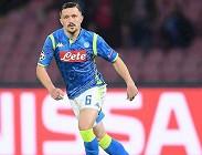 Napoli SPAL siti web e link streaming